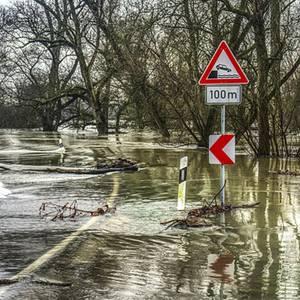 Hochwasserschutz in der Stadt Barby