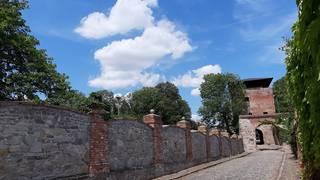 Burgaufgang Klein Rosenburg